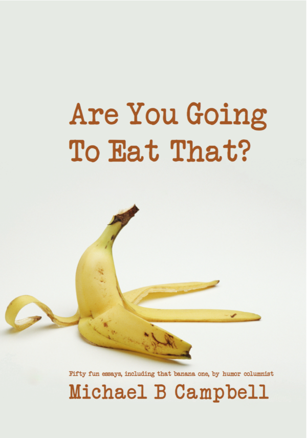 Are You Going To Eat That? book cover