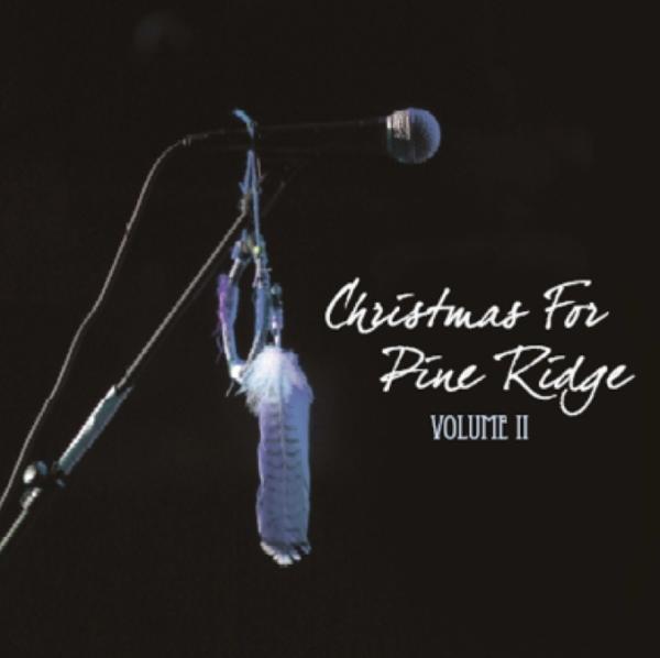 Christmas for Pine Ridge II album cover