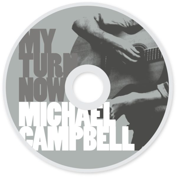 My Turn Now disc image